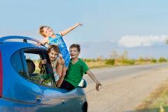 10 Sfaturi pentru o calatorie cu copiii